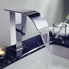 Modern Bathroom Faucets And Showerheads by Better Your Life