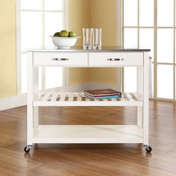 Kitchen Islands and Kitchen Carts : Find Prep Tables ...