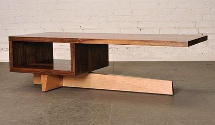 Modern Coffee Tables by J. Rusten Furniture Studio