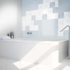 Modern Bathroom by Ceramiche Supergres