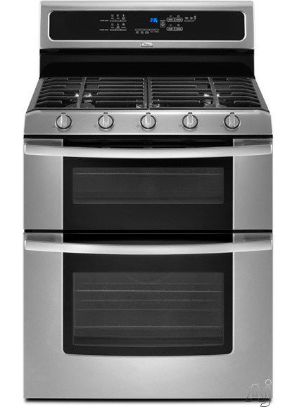 contemporary gas ranges and electric ranges by AJ Madison