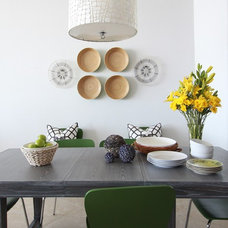 Contemporary Dining Room Home Away From Home