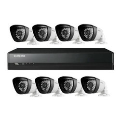 Samsung - Samsung SDS-P5082 16 Channel Surveillance System - Features: