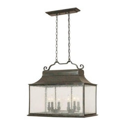World Imports - World Imports Outdoor Lighting. Dark Sky Rever Collection 6-Light Flemish Island - Shop for Lighting & Fans at The Home Depot. Add class to the appearance of your home with this stunning Flemish outdoor wall lantern. Its seedy glass provides a unique effect when lit. A great look for your kitchen area, dining area or over your island.