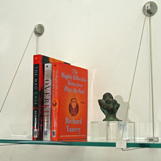 Contemporary Wall Shelves by The Glass Market