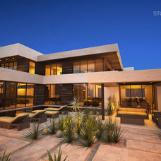 Contemporary Exterior by Stuart Arc