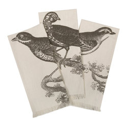 Ornithology Hand Towel Set