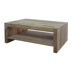 "Beckwourth 48"" Coffee Table"
