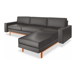 Elemental Living - Elemental Living | Landeeca Sectional 111 - Design by Jonathan Coppin and Scott Dergance.