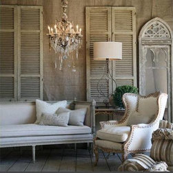 Window Treatments - A beautiful life with home decorative shutters...