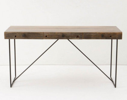 Rustic Desks by Anthropologie