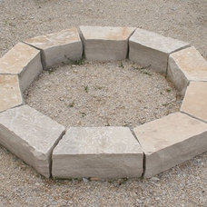 Fire Pits by The Quarry Mill Natural Stone Veneer