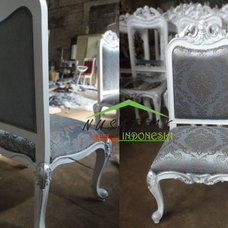 Contemporary Dining Chairs by NusaTeak