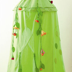 """Haba - Blossom Sky Tent - Features: -Made of organza, cotton / polyester and includes a plastic hanging ring. -Brightly colored hideaway for a child's bedroom or playroom. -Haba hanging tent hangs from a ceiling beam. -Includes pockets on the inside wall of tent for storing little treasures. -Includes flower garland strings for decoration. -Thick foam pad for comfy seating. -Has """"hook and loop"""" fasteners so that the tent bottom attaches easily to outer rim of the floor cushion. -Tent bottom easily attaches with hook and loop tape. -Folds into quarters for easy storage. -Hanging hardware not included. -Can be used indoors and outdoors. -Not to stay outdoors for extended periods of time. -Age: 3 years and up. Dimension: -82.7"""" H x 53.1"""" W x 53.1"""" D, 24.47 lbs."""