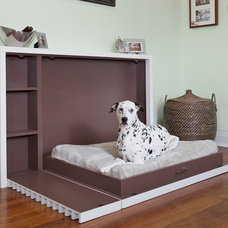 Modern Pet Care by Murphy's Paw Design: The Modern Fold-Out Pet Bed