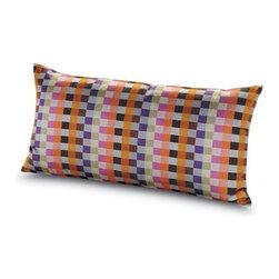 Missoni Home - Patos Pillow 12x24   Missoni Home - Design by Rosita Missoni.