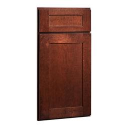 design or contemporary style. CliqStudios' Shaker kitchen cabinets ...