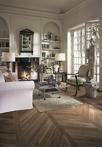 traditional living room by www.LUXURYSTYLE.es
