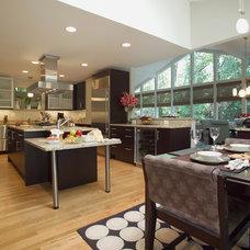 Modern Kitchen by Pari Darvish