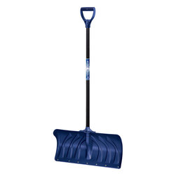 """Shop Ames True Temper 24"""" Steel Snow Shovel at Lowes.com - I've always preferred this type of plow shaped snow shovel over the others, because it works just like a snow plow!"""