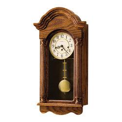 Howard Miller - Howard Miller Classic Key Wound Pendulum Wall Clock | DANIEL - 620232 Daniel