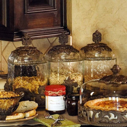 Mediterranean Food Containers And Storage by Iron Accents