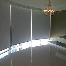 Contemporary Roller Blinds by Comfort Shades