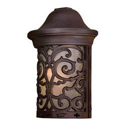 The Great Outdoors - The Great Outdoors 9190-189-PL 1 Lt Outdoor Pocket Lantern - The Great Outdoors 9190-189-PL 1 Lt Outdoor Pocket Lantern