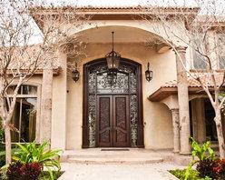 Handcrafted Doors by Hylda Rodriguez -