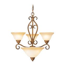 Livex Lighting - Livex Lighting 8285-57 Ceiling Light/Chandelier - Livex Lighting 8285-57 Ceiling Light/Chandelier