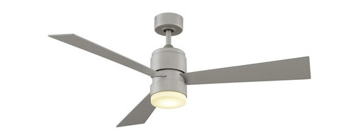 """Fanimation - Fanimation FP4650BN Zonix Brushed Nickel 54"""" Ceiling Fan + Remote Control - Features:"""