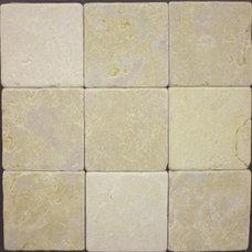 Tile Tumbled Jerusalem Gold