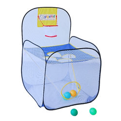 Gigatent Tossit Pop Up Game Pop Up Design Makes Set Up A Snap Comes With 6 Plastic Balls In