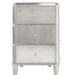 modern nightstands and bedside tables by Lexington Home Brands