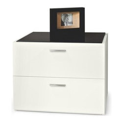Calligaris - Jersey Nightstand - Quick Ship | Calligaris - Design by S.T.C.