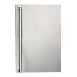 Summerset - Refrigerator Door Sleeve Upgrade - #304 Stainless Steel Construction