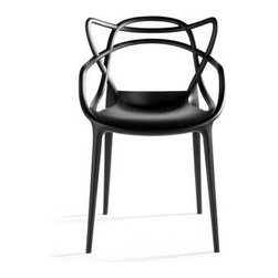Kartell - Kartell | Kartell Masters Chair - Design by Philippe Starck and Eugeni Quitllet, 2010.