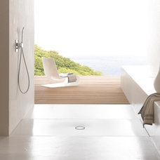 Contemporary Showers by Un-Gyve Limited Group