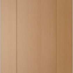 ÄDEL Door - Frame of solid beech, a hardwearing natural material. The door can be mounted to open from the left or right.