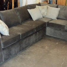 sectional sofas by Barnett Furniture