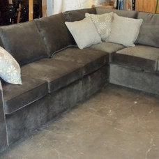 Sectional Sofas by Barnett Furniture