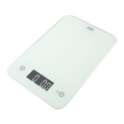 American Weigh Scales - Thin Digital Kitchen Scale White - Digital kitchen scale.