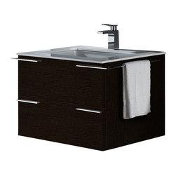 Vigo - Vigo 31-inch Single Bathroom Vanity - The quality of this durable Vigo bathroom vanity is unmatched. No other brand can match Vigo's style, quality and design.
