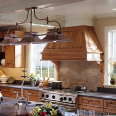 Traditional Kitchen Hoods And Vents by Heart of the Home Kitchens LLC