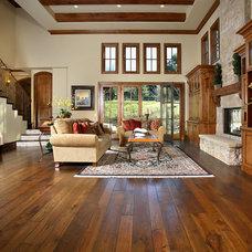Modern Hardwood Flooring by Amber Flooring
