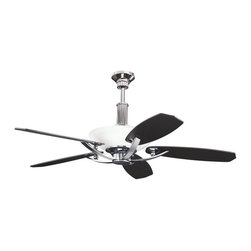 "DECORATIVE FANS - DECORATIVE FANS 300126MCH Palla 56"" Contemporary Ceiling Fan - DECORATIVE FANS 300126MCH Palla 56"" Contemporary Ceiling Fan"