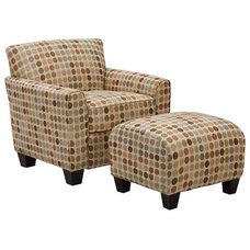 Contemporary Living Room Chairs by ivgStores