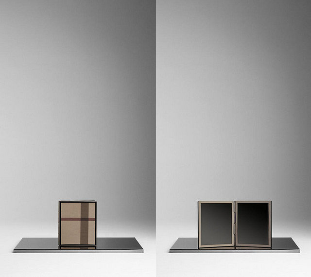Contemporary Picture Frames by Burberry