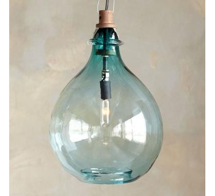 Eclectic Pendant Lighting by Sundance Catalog