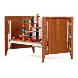 Crib - Bam B. Play Table - Bam B. Companion Crib - Play Table Conversion